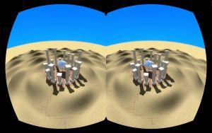 Testissä Oculus Rift (2013)